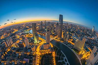 广州塑造绿色智慧城市的发展理念